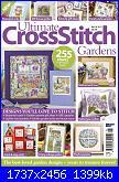 Ultimate Cross Stitch Gardens - Vol 14 - giu 2017-ultimate-cross-stitch-gardens-vol-14-giu-2017-jpg