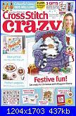 Cross Stitch Crazy 234 - nov 2017-cover-jpg