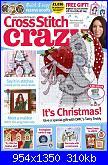 Cross Stitch Crazy 235 - Christmas 2017-cover-jpg