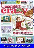 Cross Stitch Crazy 236 - dic 2017-cover-jpg