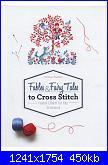 Fables e Fairy Tales - Véronique Enginger - gen 2018-fables-e-fairy-tales-cross-stitch-gen-2018-jpg