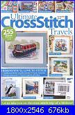 Ultimate Cross Stitch - Travels  - Vol. 16 - gen 2018-ultimate-cross-stitch-travels-vol-16-gen-2018-jpg