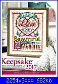 Cross-Stitch & Needlework - Keepsake Calendar 2017-cover-jpg