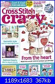 Cross Stitch Crazy - 238 - feb 2018-cover-jpg