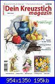 Dein Kreuzstich Magazin 2 - mar-apr 2018-cover-jpg