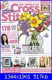 The World of Cross Stitching 265 - mar 2018-cover-jpg