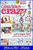 Cross Stitch Crazy 239 - mar 2018-cover-jpg