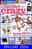 Cross Stitch Crazy 240 - apr 2018-cover-jpg