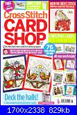 Cross Stitch Card Shop 86 - set-ott 2012-cover-jpg