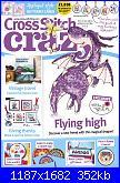 Cross Stitch Crazy 242 - giu 2018-cover-jpg