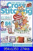 The World of Cross Stitching 268 -  giu 2018-cover-jpg