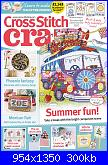 Cross Stitch Crazy 243 - lug 2018-cover-jpg