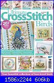 Ultimate Cross Stitch - Vol. 18 - Birds - lug 2018-cover-jpg