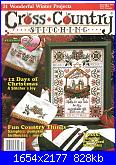 Cross Country Stitching - dic 1994-cover-jpg
