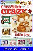 Cross Stitch Crazy 245 - set 2018-cover-jpg