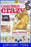 Cross Stitch Crazy 246 - ott 2018-cover-jpg