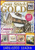 Cross Stitch Gold 152 - nov 2018-cover-jpg