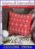 Mains & Merveilles 129 - Joyeuses fêtes - nov-dic 2018-cover-jpg