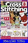 The World of Cross Stitching 273 - nov 2018-cover-jpg
