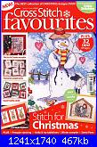 Cross Stitch Favourites - Christmas - 2007-cover-jpg