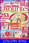 Cross Stitch Favourites - Christmas -  2013-cover-jpg