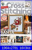 The World of Cross Stitching 275 - Christmas 2018-cover-jpg