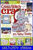 Cross Stitch Crazy 248 - Christmas 2018-cover-jpg