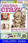 Cross Stitch Crazy 252 - mar 2019-cover-jpg