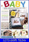 Baby punto de cruz 125 - gen 2019-cover-jpg