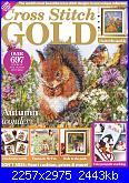 Cross Stitch Gold 158 - ago 2019-cover-jpg