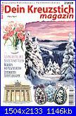 Dein Kreuzstich Magazin 2 - mar-apr 2020-cover-jpg