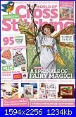 The World of Cross Stitching 291 - mar 2020-cover-jpg