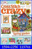 Cross Stitch Crazy 265 - mar 2020-cover-jpg