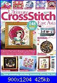 Ultimate Cross Stitch - East Asia - Vol. 25 -  giu 2020-cover-jpg