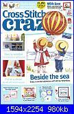 Cross Stitch Crazy 268 - giu 2020-cover-jpg