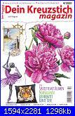Dein Kreuzstich Magazin 4 - lug-ago 2020-cover-jpg