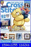 The World of Cross Stitching - 296 -  ago 2020-cover-jpg