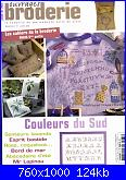 Ouvrages Broderie 71-Colori Del Sud *-cover-jpg