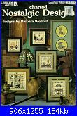 Leisure Arts - Leaflet 183 - Nostalgic Designs-foto-1-jpg