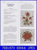 Labores con estilo - Rosas a Punto De Cruz *-3-jpg