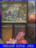 Labores con estilo - Rosas a Punto De Cruz *-14-jpg