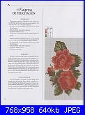 Labores con estilo - Rosas a Punto De Cruz *-31-jpg