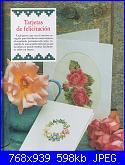 Labores con estilo - Rosas a Punto De Cruz *-30-jpg