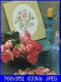 Labores con estilo - Rosas a Punto De Cruz *-29-jpg