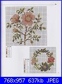 Labores con estilo - Rosas a Punto De Cruz *-32-jpg