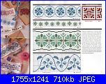 Delizia punto croce 7 - Raffinato monocolore *-img511-jpg