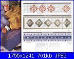 Delizia punto croce 7 - Raffinato monocolore *-img513-jpg