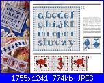 Delizia punto croce 7 - Raffinato monocolore *-img516-jpg