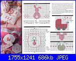 Delizia punto croce 7 - Raffinato monocolore *-img517-jpg