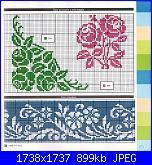 Delizia punto croce 7 - Raffinato monocolore *-img518-jpg